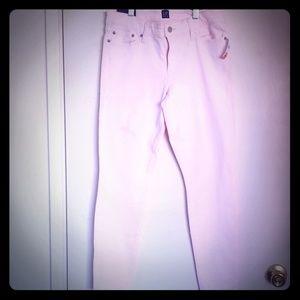 Pink GAP Legging Skimmer